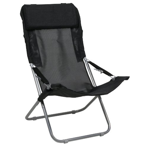 41p%2BABsfWtL. SS500  - 10T Maxi Chair - Camping chair, relax high back with head cushion, 4x adjustments, foldable
