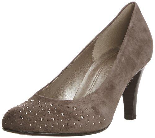 Gabor Shoes 95.212.17 Damen Pumps Grey Suede