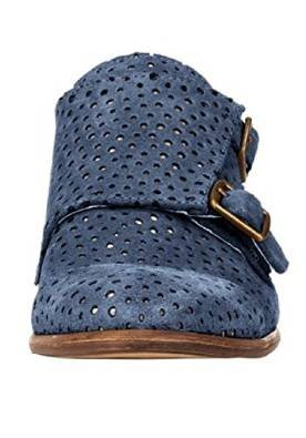 Best Connections Slipper, Mocassini donna Blu (blu)