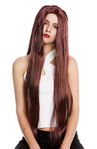 WIG ME UP ® - TH46-P30 Peluca Mujer Hombre Carnaval