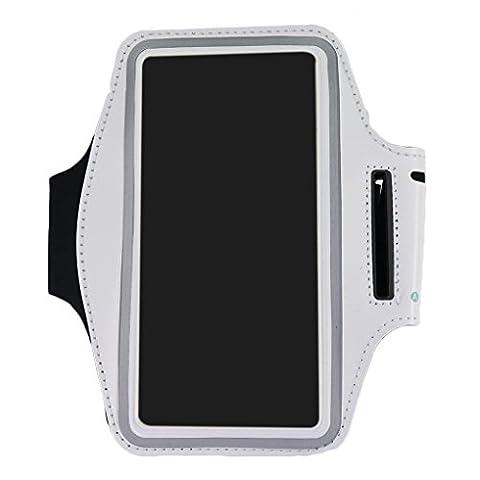 Befaith 5.5inch Universal Armband Housse Etui pour iPhone 7 Plus Imperméable Sport Armband Ceinture Running GYM Sac avec Key Holder