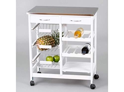 Kit Closet Carro Cocina