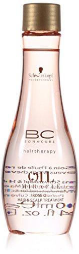 Schwarzkopf BC Oil Miracle Huile de Rose Traitement 100 ml