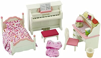 Sylvanian Families Girls Bedroom Set de Flair