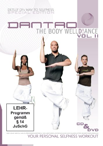 Dantao – The Body WellD!ance, Vol.2 (1 DVD + 1 CD) (Special Edition)