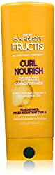 Garnier Hair Care Fructis Triple Nutrition Curl Nourish Conditioner, 12 Flu