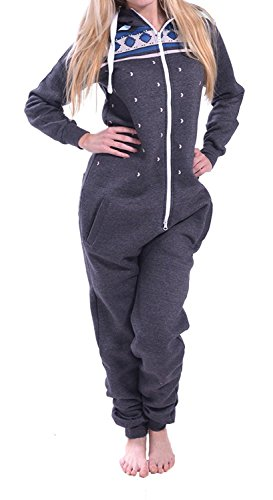 Juicy Trendz One Zip Onesie Jumpsuit