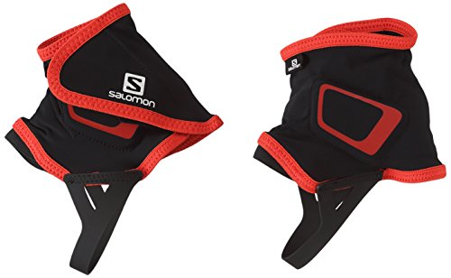 salomon-trail-gaiters-high-polainas-color-negro-talla-l