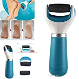 Frackkon Roller Scholl Velvet Smooth Electronic Nail Care System Pedicure Manicure Foot File