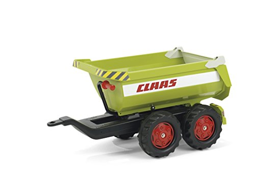 Rolly Toys Anhänger Rolly Toys Halfpipe CLAAS 122219