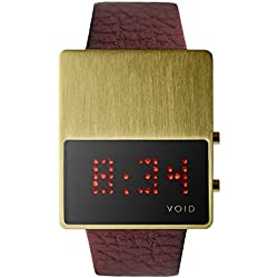 VOID V01LED Watch - Gold/Black