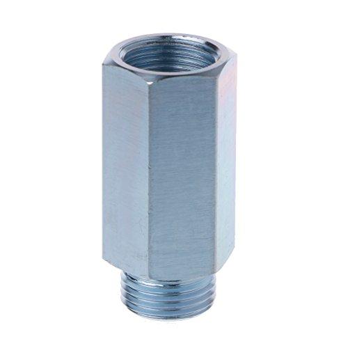 planuuik M18x1.5 Lambdasauerstoffsensor Bung Adapter Extender Spacer Joints Converter