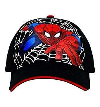 Spiderman Spider-man Baseball Cap - Boys - Youth - KIds  Amazon.in ... 2813dc10679