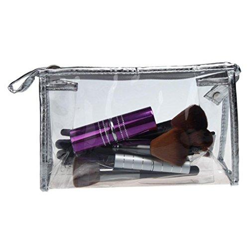 Halloween Up Jungs Make Für (Sunnywill Mode klar wasserdichte Lagerung Make-up Taschen für Frauen Mädchen Damen)
