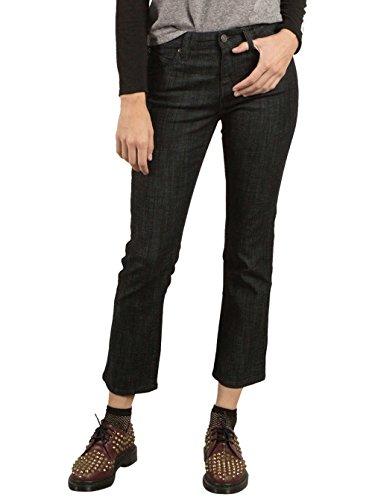 Volcom 1991Straight Jeans, Damen, Damen, B1931701_9, blau (Deep Water), 42 -