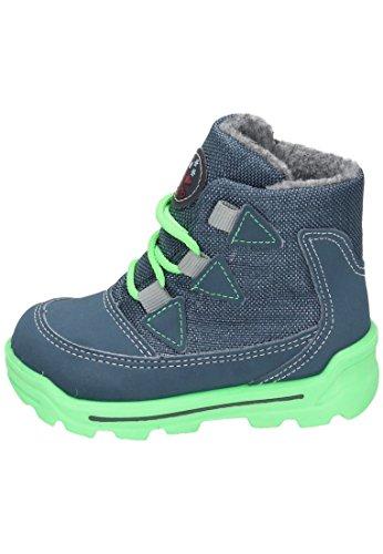 Pepino Jungen Lauflern Stiefel Blau