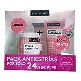 PACK ANTIESTRIAS 400ml + 100 ml GRATIS
