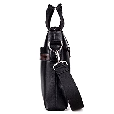 VICUNA POLO Man Briefcase Bag Business Bag Mens Leather Handbags Shoulder Bags - laptop-briefcases, laptop