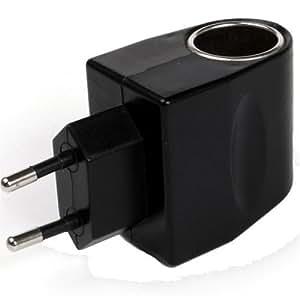 SKPad - Adaptateur pour brancher tout chargeur Allume-cigare sur une prise de courant classique