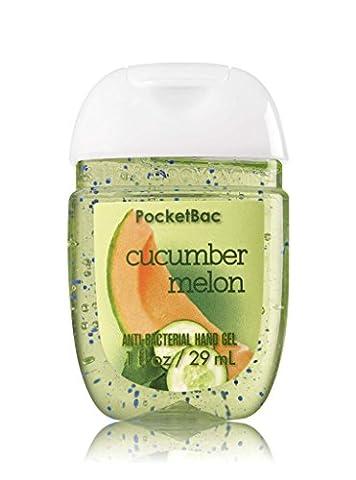 Bath & Body Works PocketBac - Cucumber Melon - Gel Antibactérien