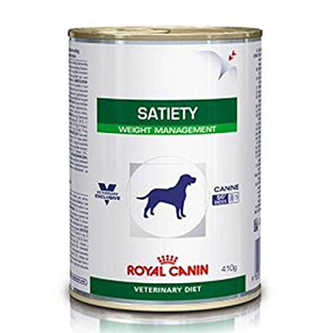 Royal Canin Satiety Chien Boîte Nourriture pour Chien 410 g