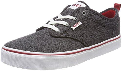 twood Slip-on Sneaker, Schwarz (S18 Menswear), 38.5 EU (Vans Slip-ons, Kinder)