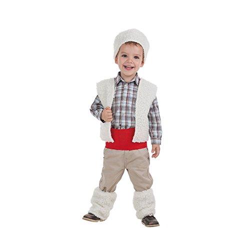 Llopis - Disfraz bebe pastor t-s