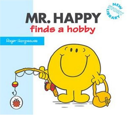 Mr Happy Finds a Hobby