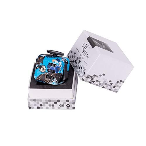 Highline cubo inquieto juguete para ADD y aliviar el estrés ,juguete...