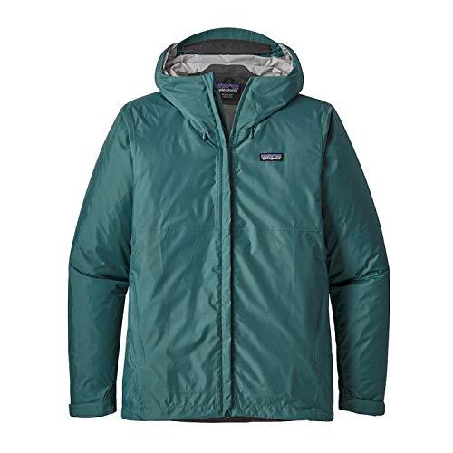Patagonia Men's M's Torrentshell Jkt Jacket, Tasmanian Teal, XS