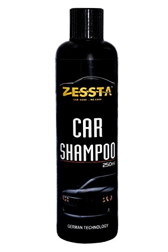 zessta car shampoo (250 ml, multicolor) Zessta Car Shampoo (250 ml, Multicolor) 41p 2BaOqBWRL