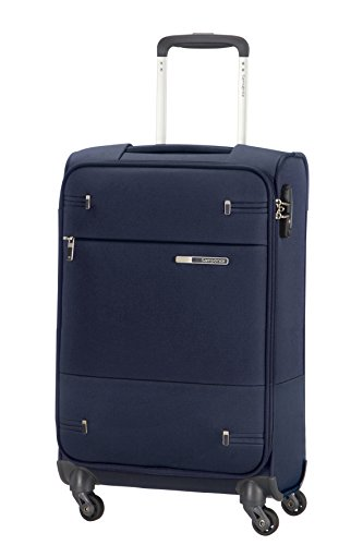 SAMSONITE Base Boost Spinner 55/20 Length 35cm Koffer, 55 cm, 35 L, Navy Blue