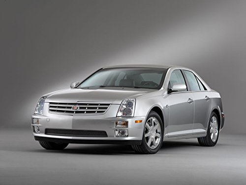 cadillac-sts-customized-32x24-inch-silk-print-poster-seda-cartel-wallpaper-great-gift