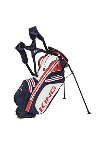 Cobra King UltraDry Stand Bag/Golfbag Blau Puma Golftasche 909281, Farbe:Blau - Cobra Stand Bag