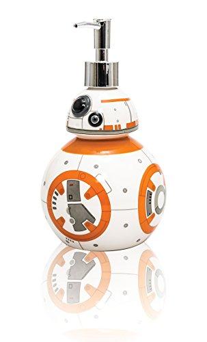 Star Wars 21663 3D Seifenspender aus Keramik (Stars Geschenke Wars)