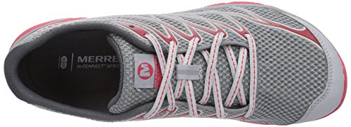Merrell All Out Charge, Chaussures de randonnée basses homme Mehrfarbig (GREY/GERANIUM)