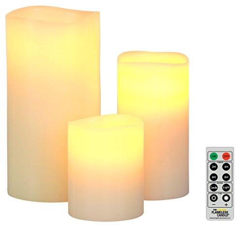 Led Kerzen Mit Fernbedienung Led Kerzen Test