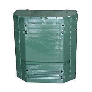 compostaje: Graf Thermo-King - Compostador de 900 l, 100 x 100 x 100 cm