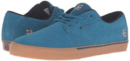 Herren Skateschuh Etnies Jameson Vulc Skateschuhe blue/tan
