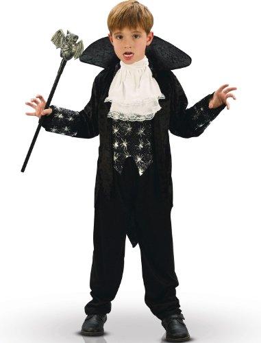 Rubies nbsp;–454225S–Disfraz de Drácula de lujo para niño