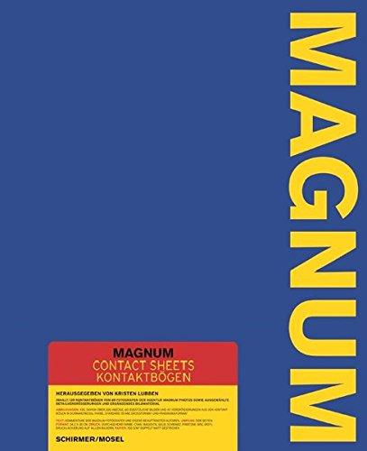 Magnum Contact Sheets / Kontaktbögen: Neuauflage im verkleinerten Format
