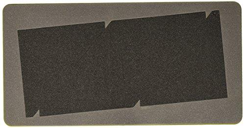 Accuquilt 55031 Stanzform Half Square 4 Zoll, circa10,2 cm Halbquadrat, Dreieck