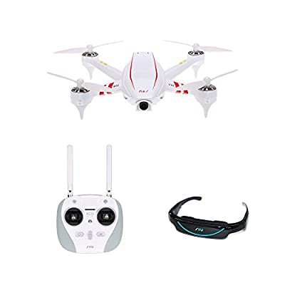GoolRC Hornet RTF FPV 120km/h Racing Drone Quadcopter with 700TVL HD Camera Goggles GPS Hovering RTF RC Quadcopter