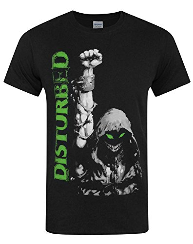 Uomo - Official - Disturbed - T-Shirt (S)