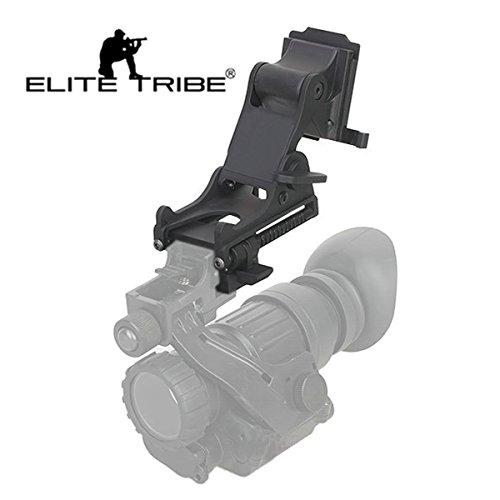 Militärischen Softair Paintball Night Vision Goggle Halterung für ops-core Fast Helm NVG Mount schwarz