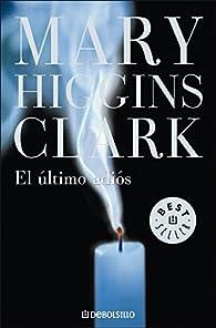 El último adiós par  Mary Higgins Clark
