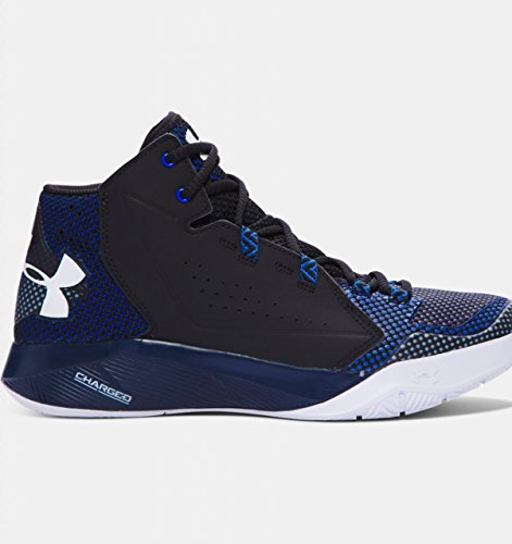 Under Armour Torch Fade, Scarpe da Basket Uomo Nero
