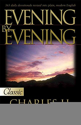 (Evening by Evening) By Spurgeon, Charles Haddon (Author) Paperback on (02 , 2005)