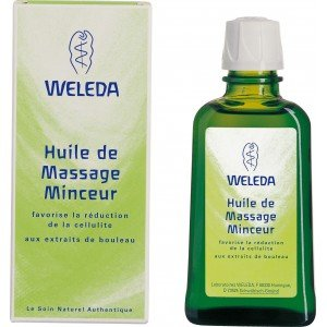 Weleda Huile Massage Minceur 100 ml
