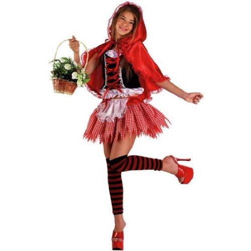 Kostüm Cappuccetto Rosso - LIBROLANDIA 95814 COSTUME SPICY CAPPUCCETTO ROSSO 14 ANNI